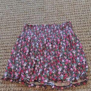 Floral print Forever 21 Skort Size Medium